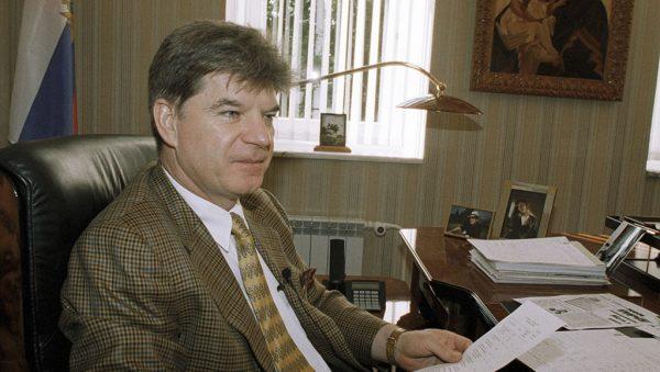 Владимир Брынцалов.