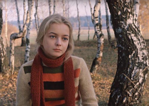 Наталья Вавилова в молодости