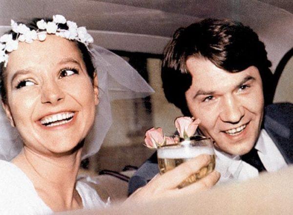 Мольченко и Фатюшин на свадьбе