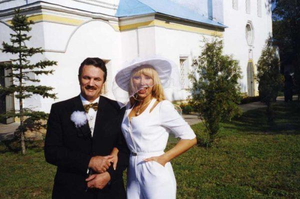 Распутина и Захаров