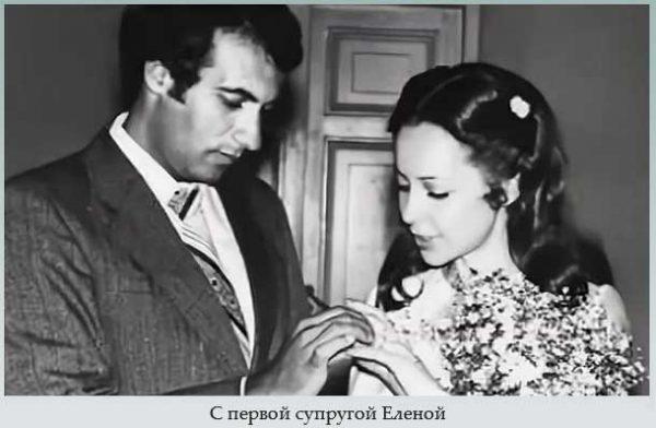 Свадебное фото Игоря Крутого