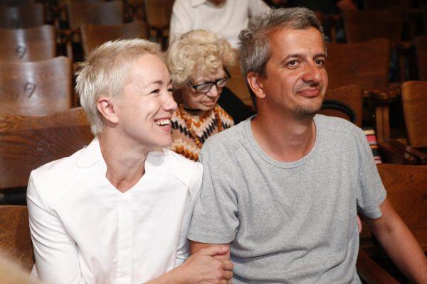Дарья Мороз и Константин Богомолов,
