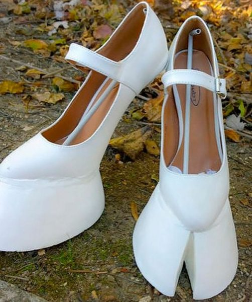 33 пары дизайнерской обуви, которые поразят ваше чувство прекрасного