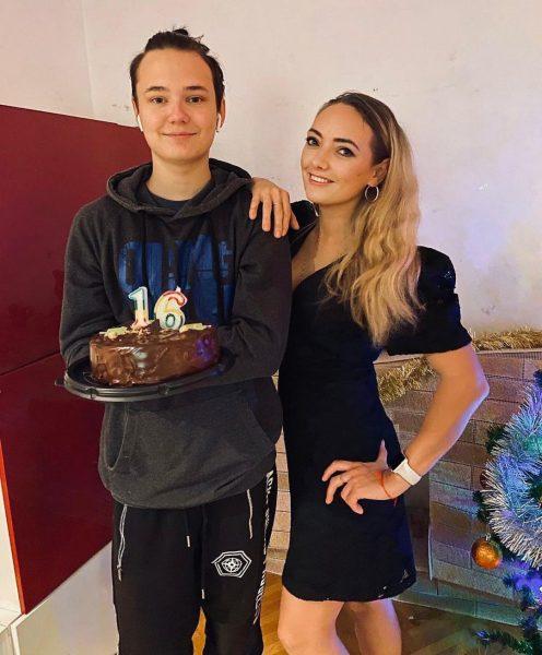 Андрею исполнилось 16