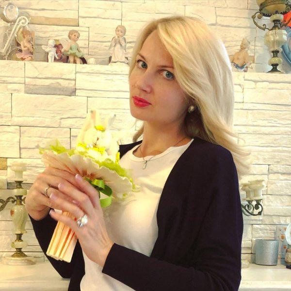 Олеся Лосева,