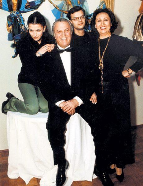 Илья Резник с Мунирой Аргумбаевой