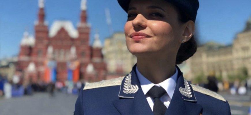 Генерал-майор Россияна Марковская