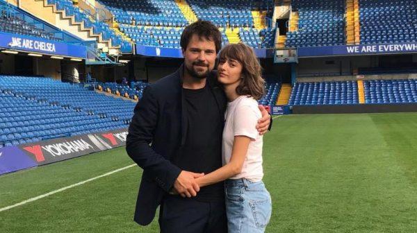 Ольга Зуева, Данила Козловский,