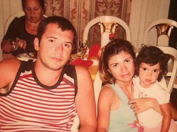 Нателла, Дмитрий и София