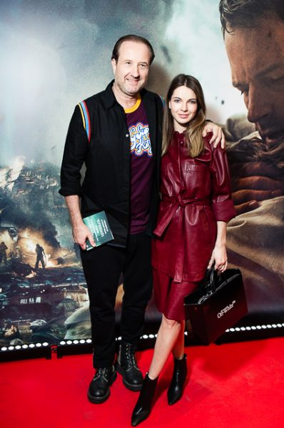 Марюс Вайсберг и Наталья Бардо