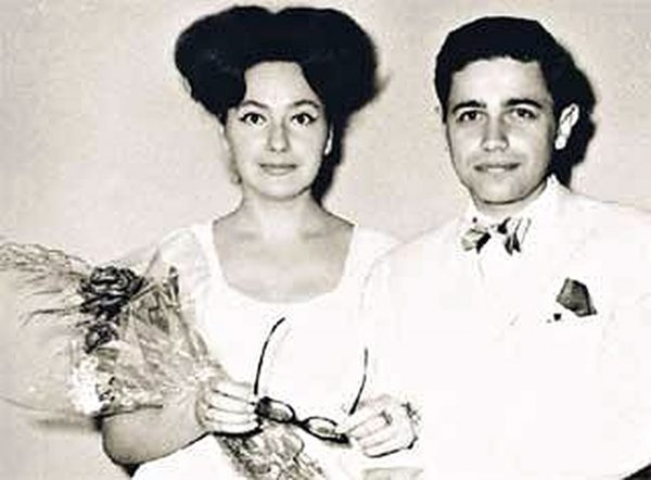 Свадьба Петросяна и Степаненко