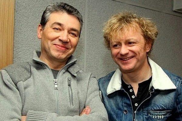 Игорь Красилов и Сергей Чванов