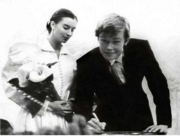 Екатерина и Александр Стриженовы свадьба