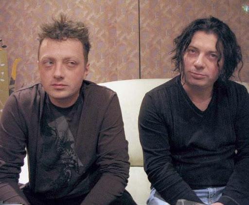 Братья Самойловы. Фото uriaheep.ru