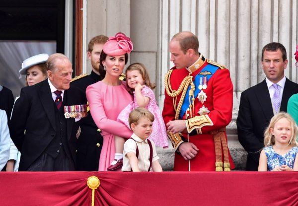Есть среди родных принца Филиппа человек, в котором он души не чаял