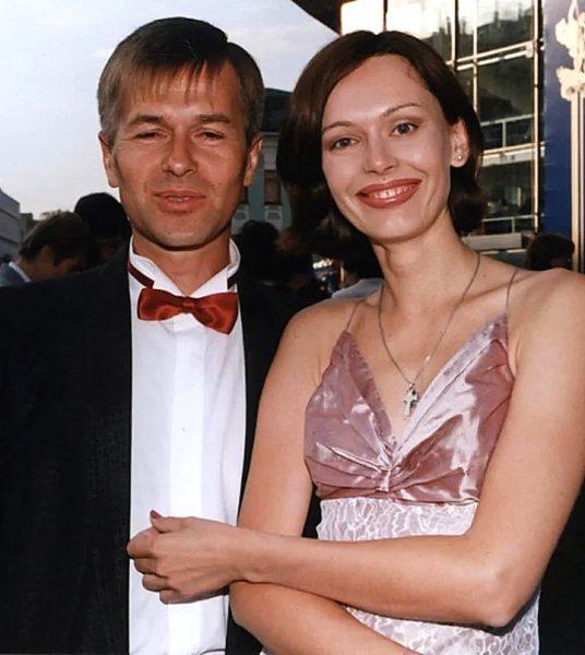Игорь Ливанов и Ирина Безрукова