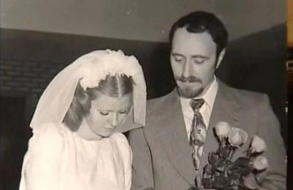 Свадьба Ирины Муравьёвой и Леонида Эйдлина
