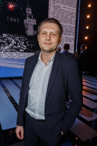 Борис Корчевников