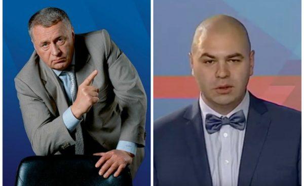 Владимир Жириновский, Олег Эйдельштейн
