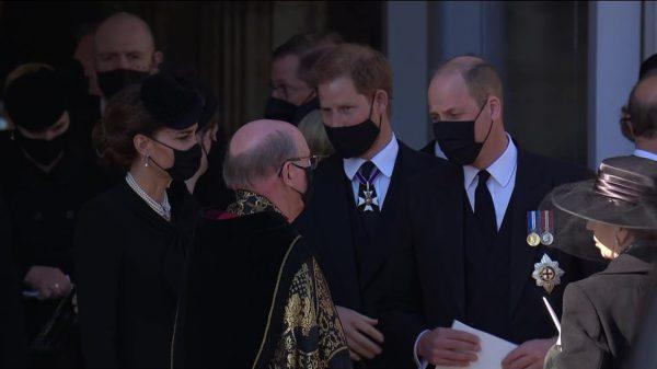 Кейт, Гарри и Уильям