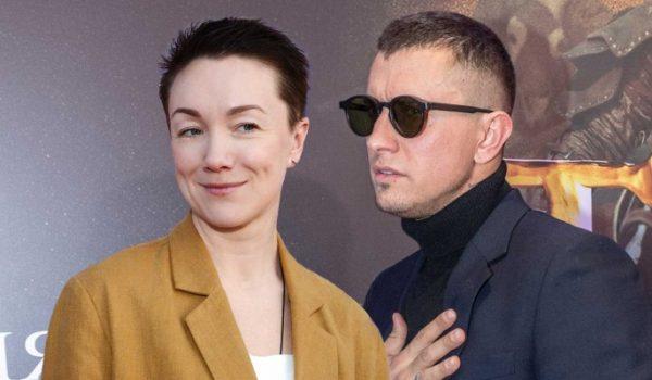 Павел Прилучный и Дарья Мороз
