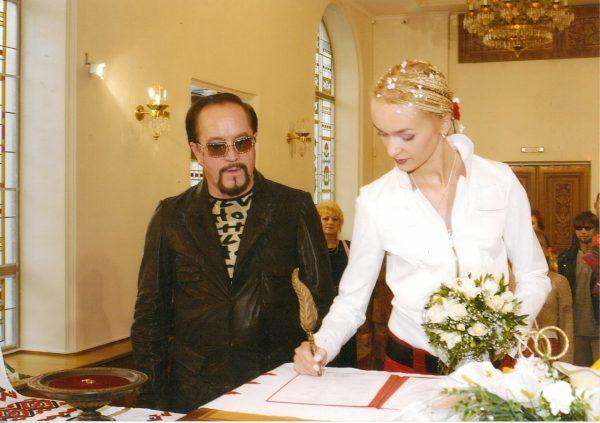 Леонид Борткевич и Татьяна Родянко