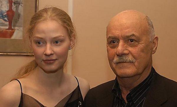 Светлана Ходченкова и Станислав Говорухин