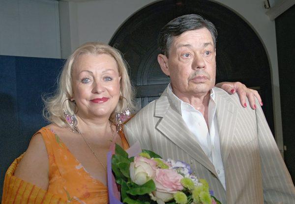 Людмила Поргина, Николай Караченцов,