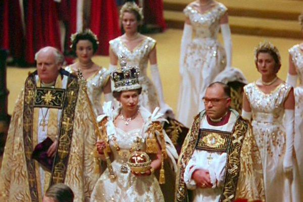 Коронация Елизаветы II. Фото newsroyal.ru