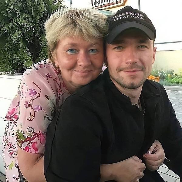 Алевтина Анатольевна гордится сыном Сашей