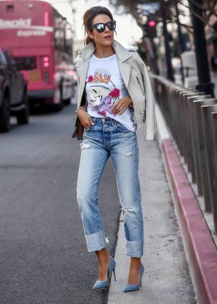 Модные женские джинсы 2021-2022: главные тренды, фото