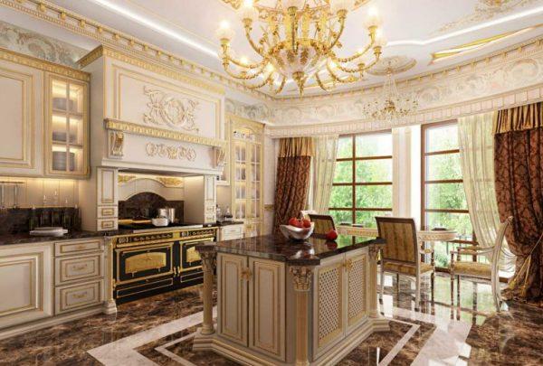 Кухня Баскова