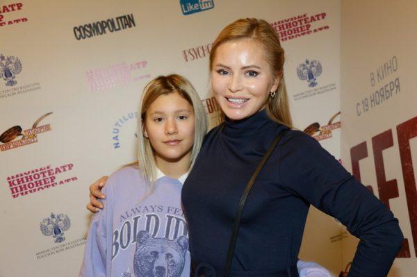 Дана Борисова с дочкой. Фото womanel.com