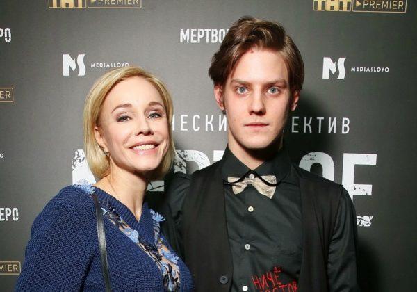 Марина Зудина и Павел Табаков