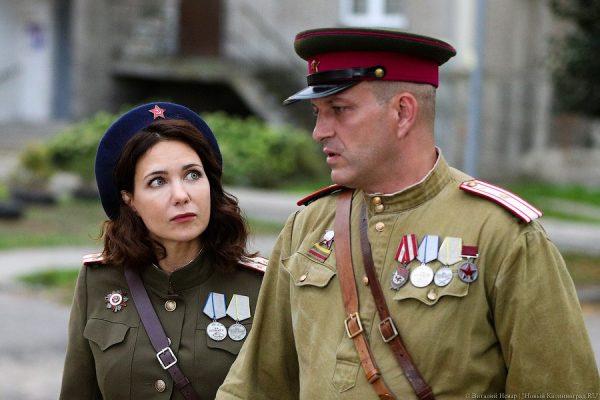 Екатерина Климова и Евгений Воловенко