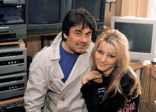 Александр Серов с супругой Еленой