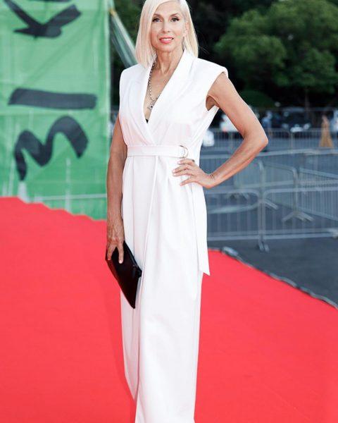Алёна Свиридова на «Кинотавре» в 2020 году