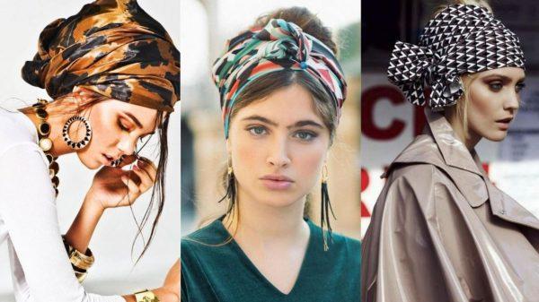 Bandana turban