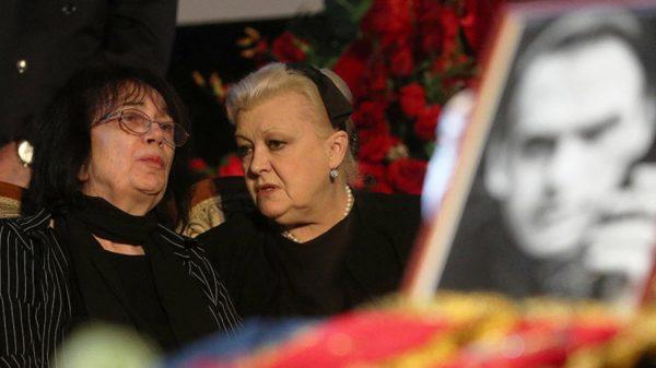 Гитана Леонтенко и Наталья Дрожжина