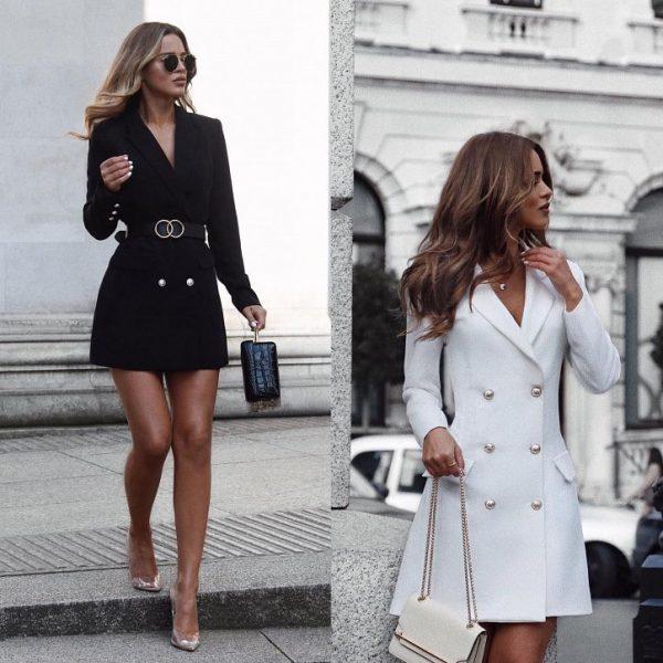 Blazer dress 2021