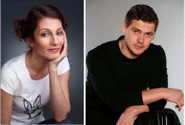 Александр Пашков и Анжелика Пашкова