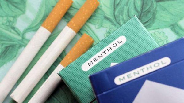 Ментоловые сигареты. Фото rg.ru