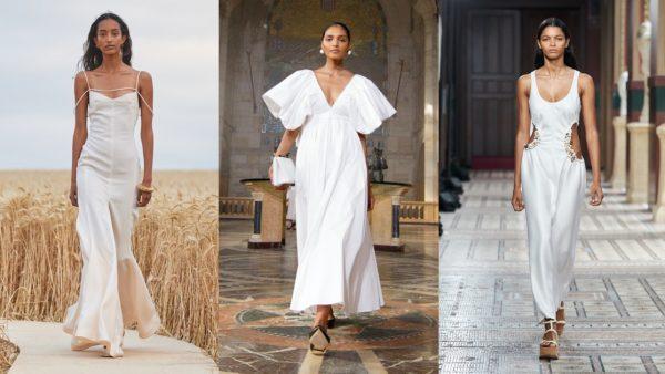 Cutout dresses in fashion