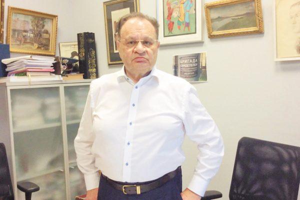Пётр Хархорин