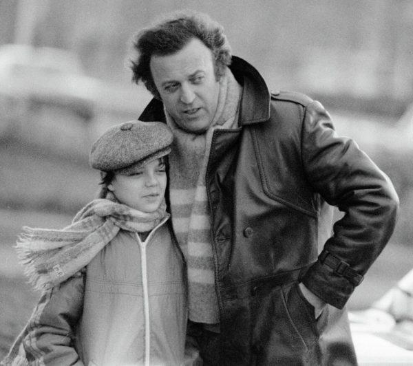 Илья Резник с сыном Максимом