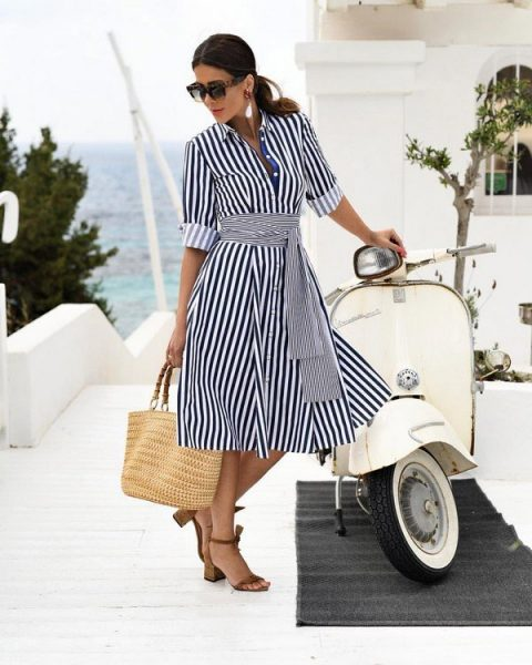 Fashion Dresses 2021 Shirt Dress