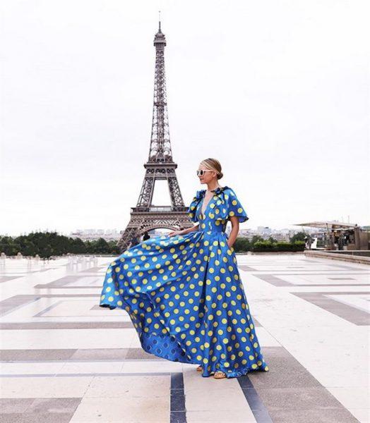 Fashionable Polka Dot Dresses