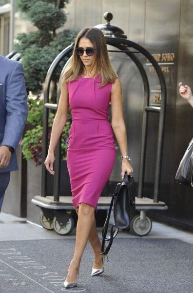 Fashionable sheath dresses