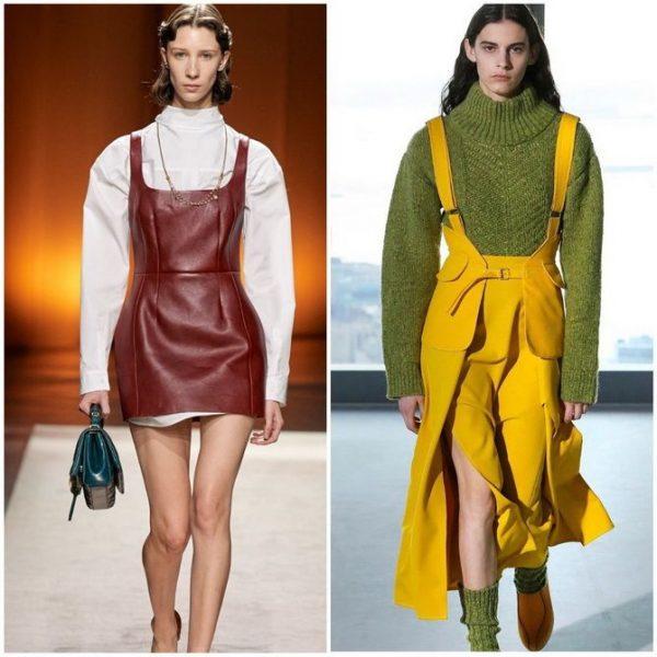 Fashionable sundresses