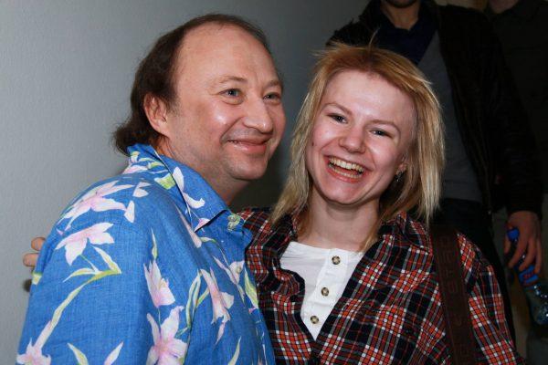 Ирина Ракшина и Юрий Гальцев